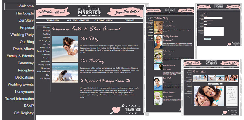 carnival honeymoon registry