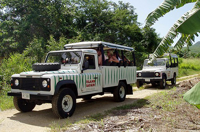 Island Safari 4x4 Adventure