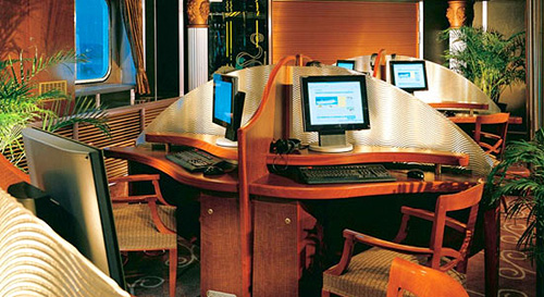 Internet on Our Carnival Cruise
