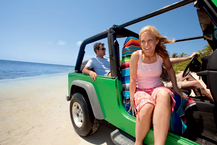 Bahamas Jeep Adventure