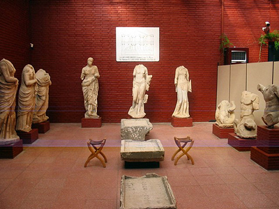 Archaeological Museum & Ancient Ephesus