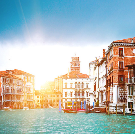 Masterpieces of Venice