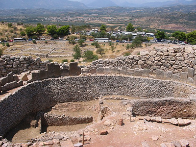 Mycenae & Ancient Corinth
