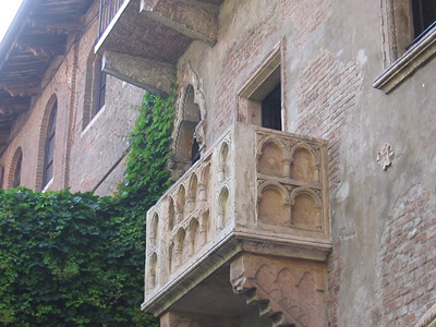 Verona: City of Romeo & Juliet