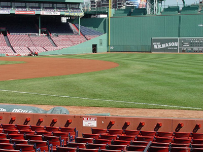 Fenway Park Grand Slam