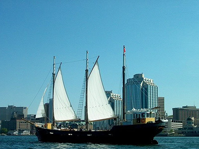 Canadian Tall Ship Sailing Experience