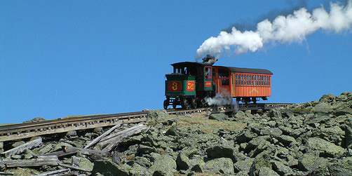 Mt. Washington & the Cog Railway